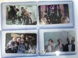 BTS Bangtan Memories of 2016 Official Photo Card 7EA Complete Set (Damaged)