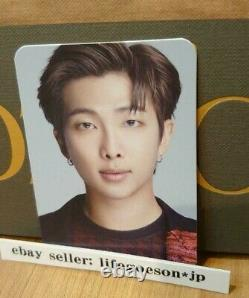 BTS Dicon vol. 10 BTS goes on! Deluxe Edition Official Photocard choose members