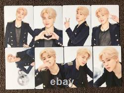 BTS JIMIN WORLD TOUR LOVE YOURSELF SPEAK YOURSELF JAPAN Photo Card Complete set