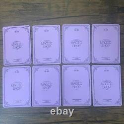 BTS JIMIN magic shop japan Official Photo Card PC Complete set