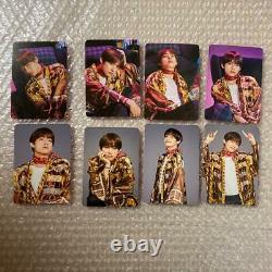 BTS V taehyung magic shop japan Official Photo Card PC Complete set