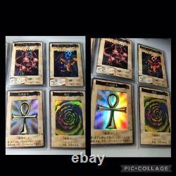 Bandai Yu-Gi-Oh Card Complete Set 1 118 + TA2 Carddass Japanese Yugioh 1998