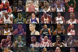 Big 1989-2001 35 Complete Basketball Card Fleer Star Ud Sets Jordan Kobe Shaq Rc
