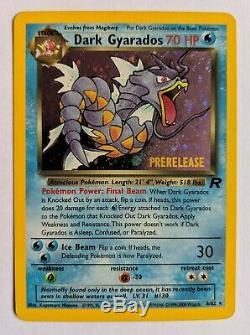 COMPLETE 1st Edition Team Rocket Pokemon Set All Cards MINT/Near Mint 83/82