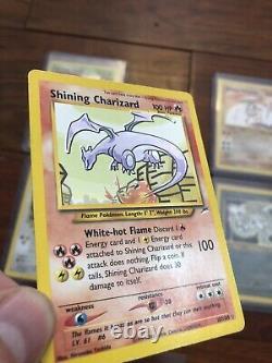 COMPLETE Shining Pokemon Card Set! Destiny Legends- Shining Charizard Mewtwo