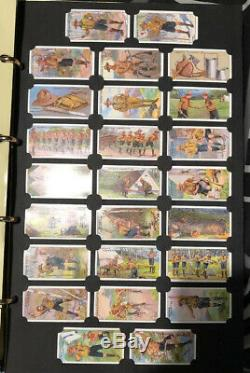Card Collectors Society Full Binder Complete Sets From 1909 -1939