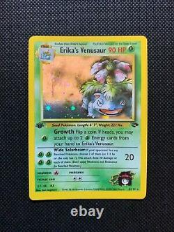 Complete 132/132 1st Edition Gym Challenge Pokemon Card Set Charizard Venusaur