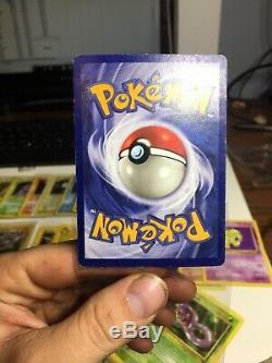Complete Fossil Pokemon Card Set 62/62 NM-PL All Holos Rares Vintage Sets