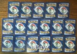 Complete (Holographic) Holo Base Set 2 Pokemon Cards (Played)
