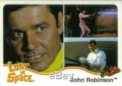 Complete Lost In Space Original Binder Album Promo Cards Trading Card Sets