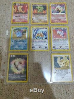Complete Neo Destiny Set 105/105 Pokemon Cards NM plus Shining Noctowl