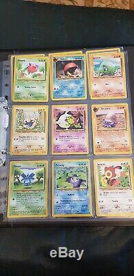Complete Neo Discovery Pokemon Card Set 75/75