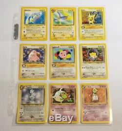 Complete Pokemon Set 151-251 Typhlosion Umbreon Lugia 2nd Generation Cards