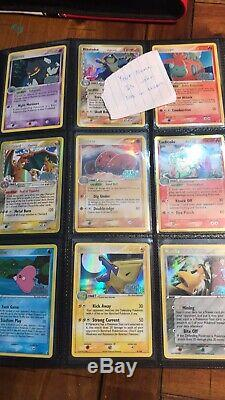 Complete Pokemon Sets! Base, EX, E-card, Neo, GYM, Classic, Promos, Others