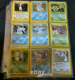 Complete Set of Neo Genesis All # 111/111 Pokemon Trading Cards TCG WOTC