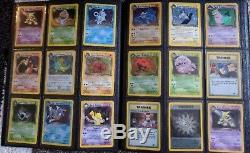 Complete Team Rocket Set 82/82 Pokemon Cards Classic Collection