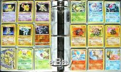 ENTIRE GENERATION 1 POKEMON CARD COLLECTION Complete Customized Set 151/150