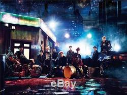 EXO Japan 2nd Single Coming Over 10CD+1DVD+10Card+9Photo Booklet Complete Set