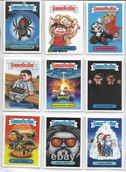 Garbage Pail Kids 2019 We Hate the 90's Complete 220 Card Set