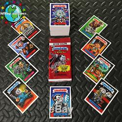 Garbage Pail Kids Oh, The Horror-ible! 2018 Complete 200-card Set +free Wrapper