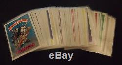 Garbage Pail Kids Original Series 1 OS1 Complete 82 card SET NICE MATTE 1985