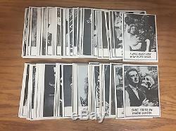 HIGH GRADE 1966 MONSTER LAFFS Complete Trading Card Set (1-66)