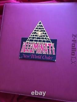 Illuminati Cards Complete LIMITED Edition All 412 Full Set EX N/M 1994 INWO