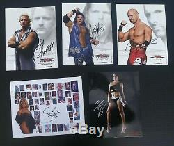 Impact Wrestling Tristar Complete Card Sets, Autographed Cards, Memorabilia