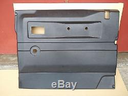 Land Rover Defender Door Panels Door Cards 5 Pieces Complete Set GRP (RHD)