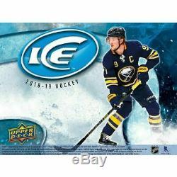 Lot Of (10) 2018-19 Upper Deck Ice Hockey Card Set Lot (10 Complete Sets 1-50)