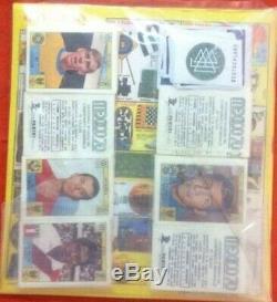MEXICO 70 PANINI Empty Album + COMPLETE Card Set sticker /ULTIMI\