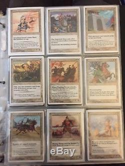 MTG magic PORTAL THREE KINGDOMS P3K 180 Cards Complete Set English FREE Ship