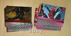 Marvel Dangerous Divas complete 144-card set 72 foil parallel + 72 base cards