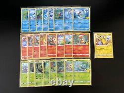 McDonalds 25th Anniversary Pokemon Holo & Non-Holo Complete 50 Card Set NM MINT
