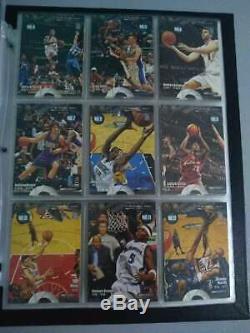 NBA Basketball Trading Card 9x COMPLETE SETS Michael Jordan Larry Bird VERY RARE