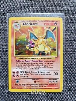 Original Base Set Complete Pokemon Cards Collection 102/102 NM-MINT 1999