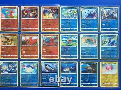 POKEMON x142 VIVID VOLTAGE COMPLETE REVERSE HOLO CARD SET NM/MINT