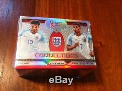 Panini 2018 World Cup complete 100 card SILVER prizm insert sets x 4