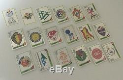 Panini Euro 2000 EM Rare Complete Set 358 Loose Stickers SET Original Black Back