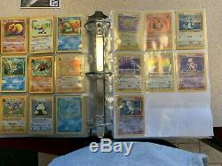 Pokemon 151 Set Complete 100% Original Classic Cards ALL 45 HOLOS INCLUDED