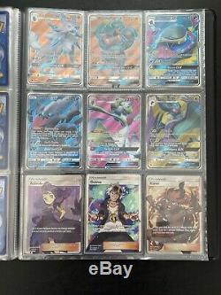Pokémon BURNING SHADOWS Complete Set All Card 1-147 GX Full Art Trainer Mint