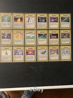 Pokemon Card 100% Complete Base Set /102 Cards NM-PL Charizard WOTC Vintage
