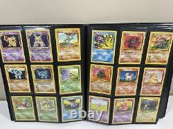Pokemon Card COMPLETE SET of ORIGINAL 151/150 (Base, Jungle, Rocket, Fossil)