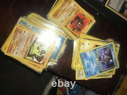 Pokemon Card Collection Complete Base Set + Team Rocket/Gym/Gold Stars/WOTC
