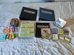 Pokemon Card Collection, Near Complete Sets, Holos & EXs + More (1000+ Cards)