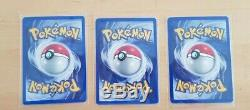 Pokemon Card Complete 1st edition Gym Heroes Set (132/132) Mint WOTC Updated