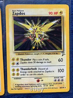 Pokemon Card TCG 100% Complete 1999 Base Set 2 130/130 with Charizard