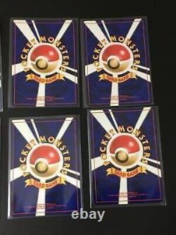 Pokemon Card Trainer Lucky Stadium 8 set World Challenge Japanese Promo complete