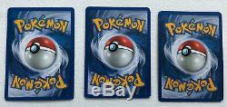 Pokemon Complete Set English Base Set 2 130/130 Cards Excellent Charizard NM Set
