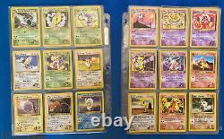 Pokemon Gym Challenge- COMPLETE Card Set 1-132 + HOLOFOILS -Blaines Charizard
